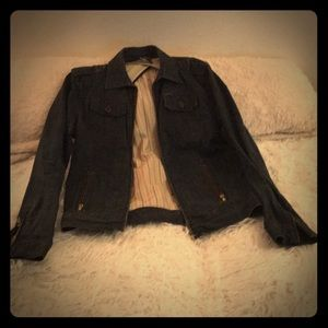 Authentic Diesel Denim Slim fit Jacket.